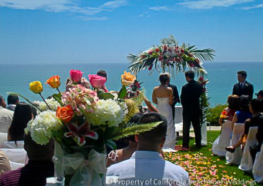 San Diego County Beach Wedding Permit